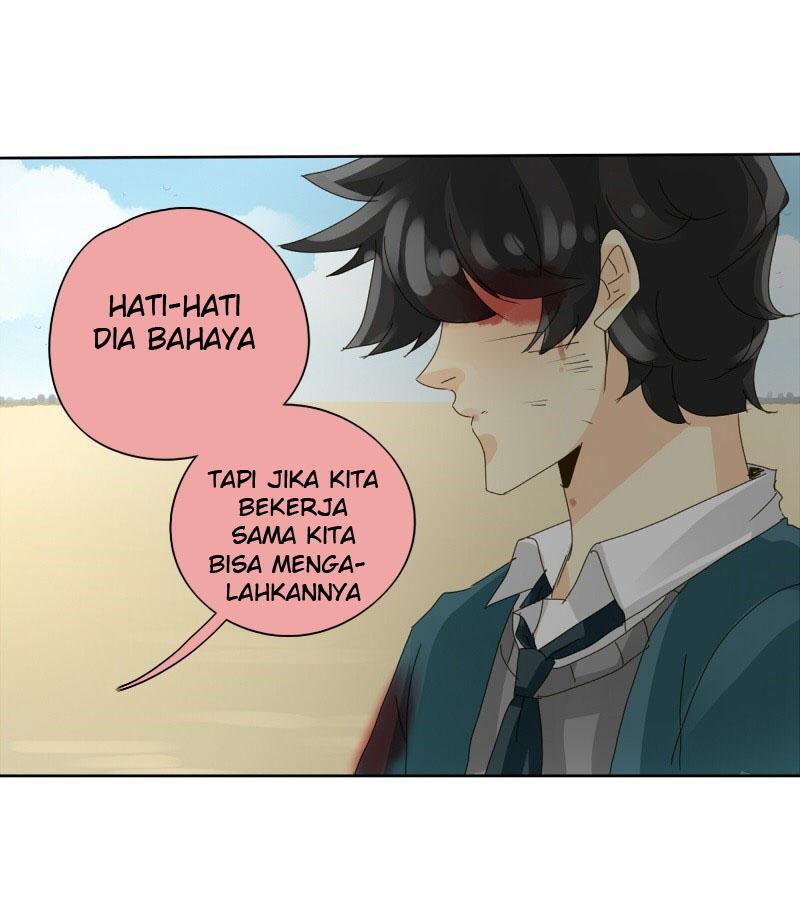 Webtoon UnOrdinary Bahasa Indonesia Chapter 55