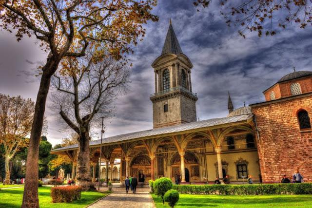 قصر الباب العالي - اسطنبول