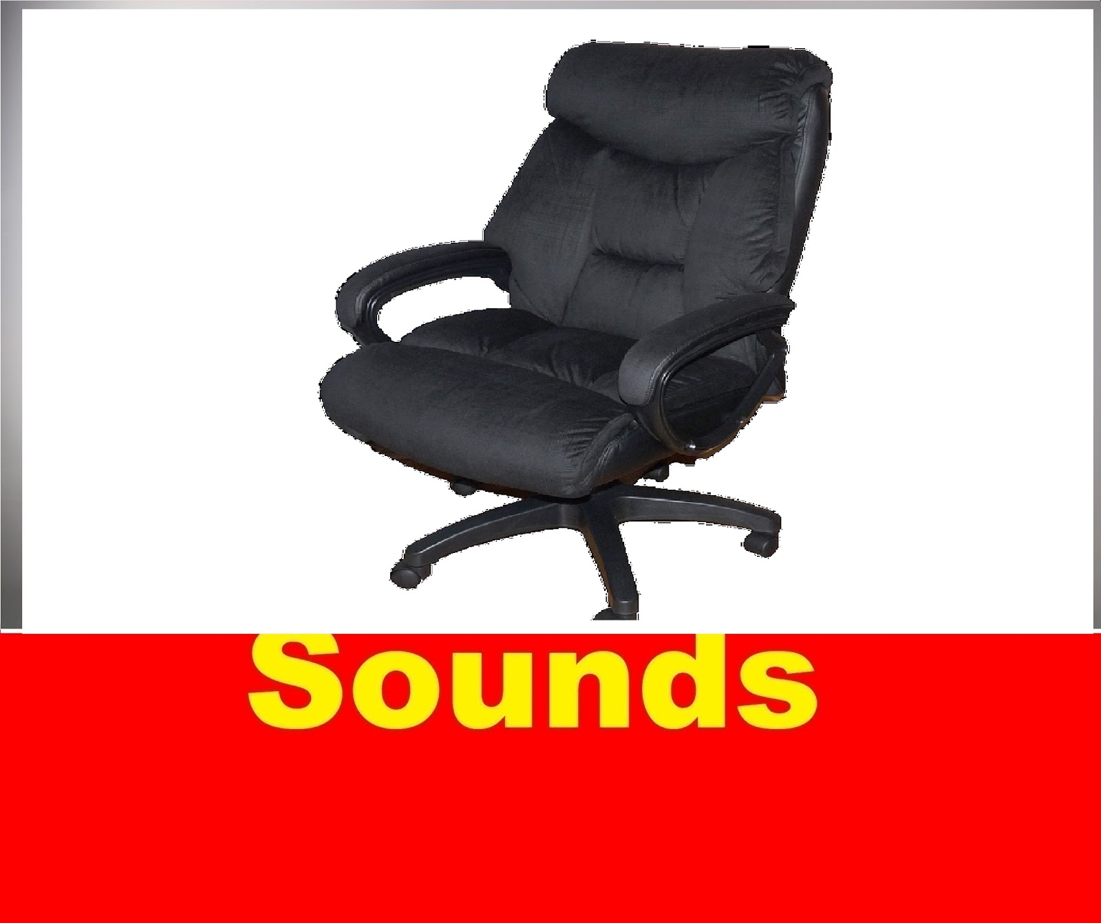 All Sound Effects: chairs sound effects