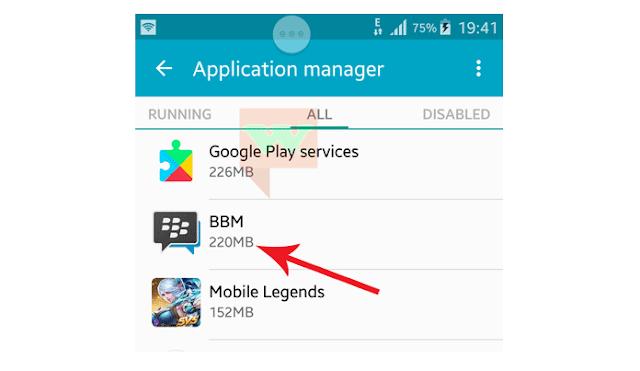 aplikasi update android