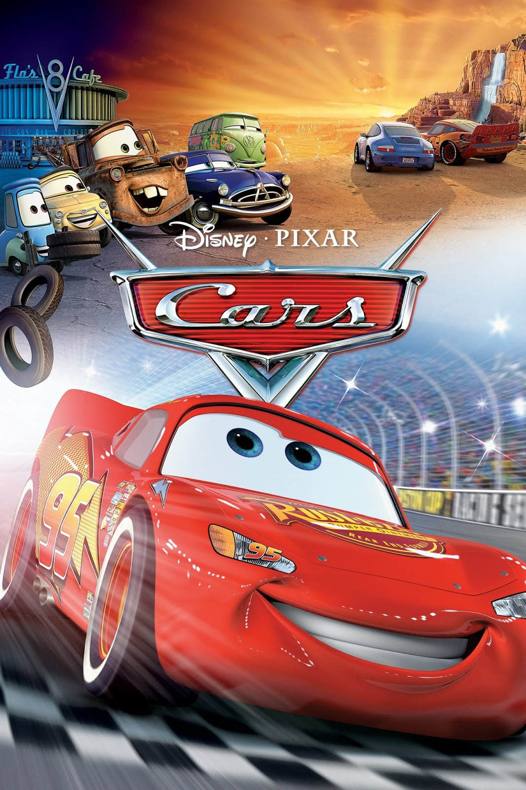 CARS (2006) MOVIE TAMIL DUBBED HD
