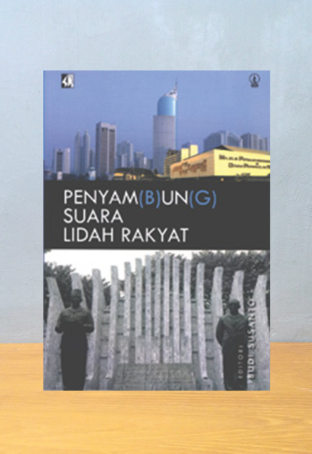 PENYAMBUNG SUARA LIDAH RAKYAT, Budi Susanto