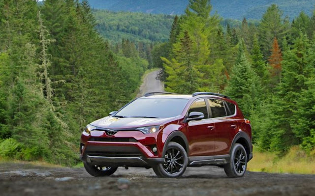 2018 Toyota Rav4 Review