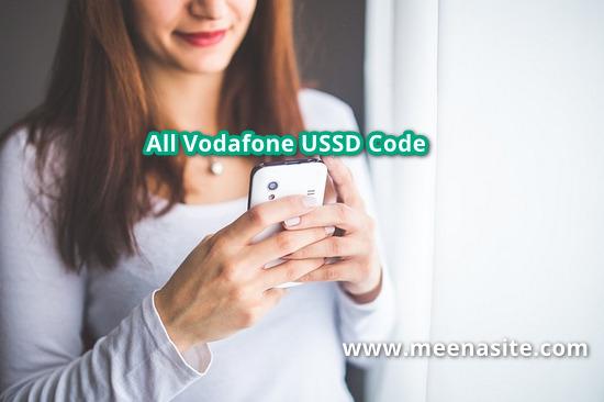 Vodafone Balance Kaise Check Kare {All Vodafone USSD Code}
