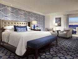 The Bellagio Hotel Rooms