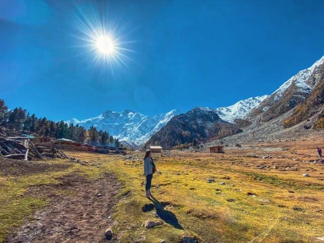 World's 9th highest mountain in Pakistan