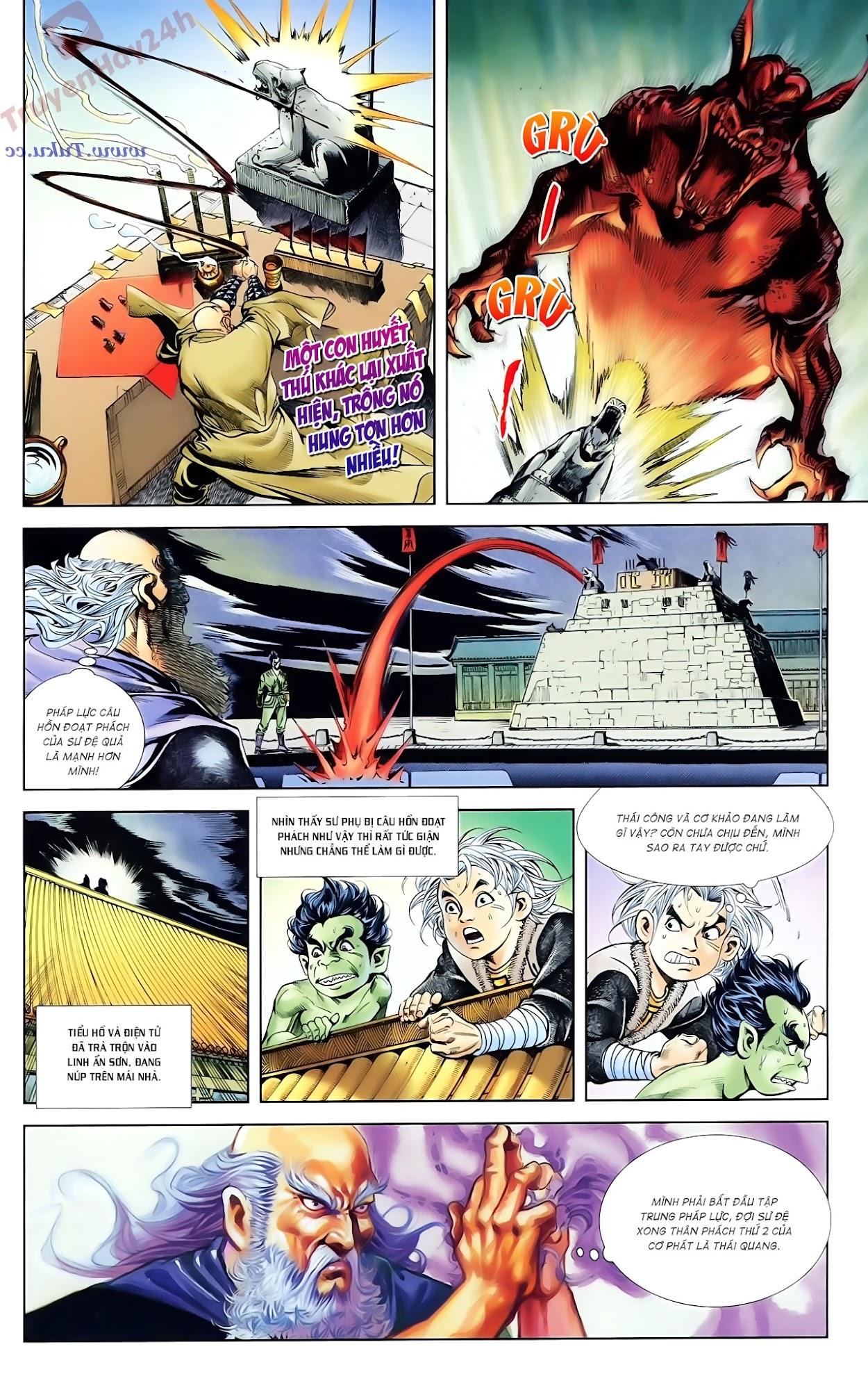 Cơ Phát Khai Chu Bản chapter 79 trang 23