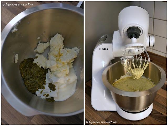 Brotstangen mit zweierlei Dips | Rezept | Backen | Hefeteig | Essen | Grillbeilage
