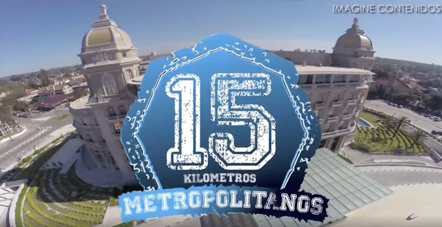 15k y 5k Metropolitanos (Carrasco - Montevideo, 09/oct/2016)