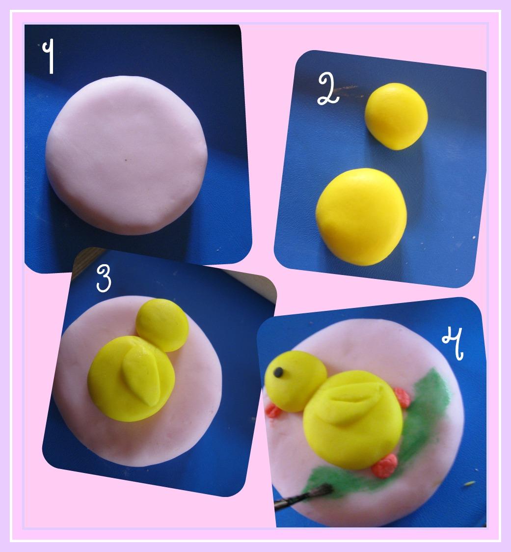 DIY Easter Chick Cupcakes - BirdsParty.com