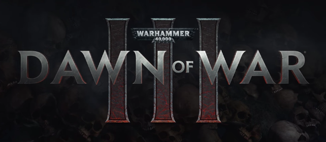 Warhammer 40,000: Dawn of War III muestra su multijugador en un vídeo