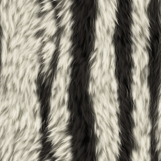 Soft Fur Pattern 3