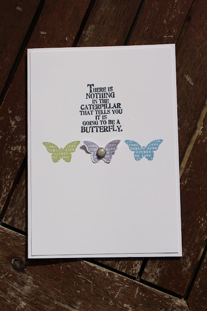 Butterfly Basics Stampin' Up!, UK Stampin' Up! Demonstrator