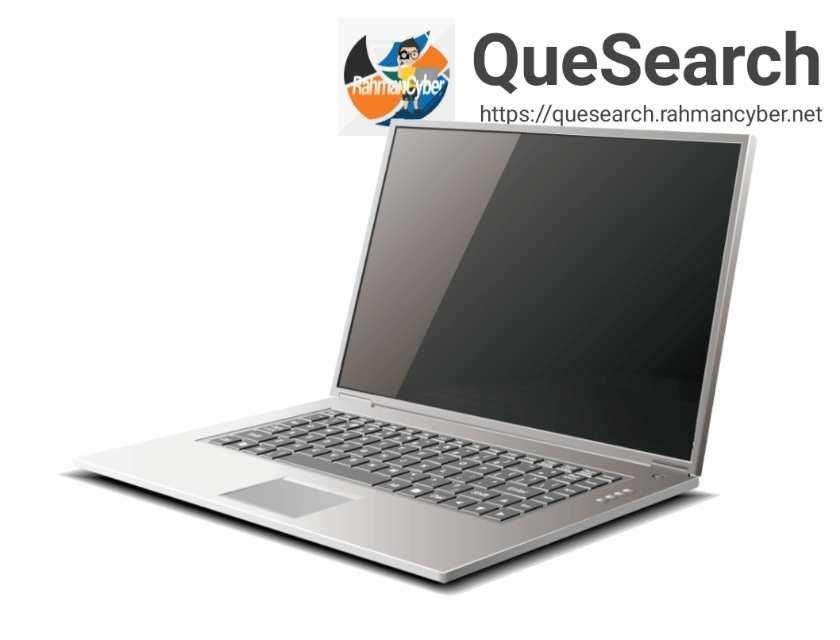Cara memilih laptop quesearch