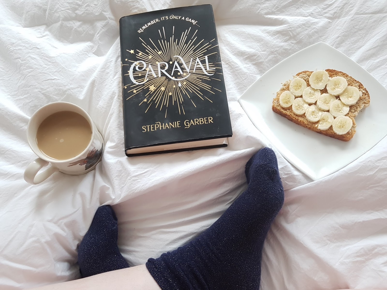 Caraval by Stephanie Garber Mini Review