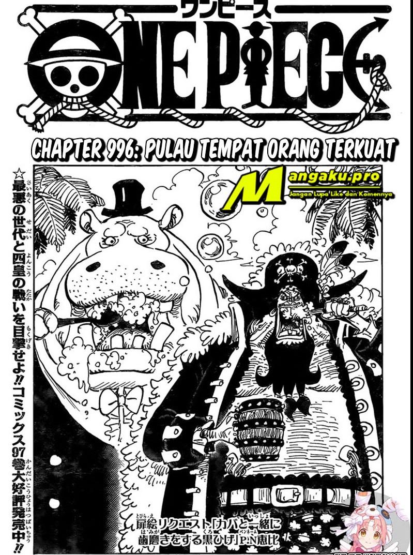 Update Baca Manga One Piece Chapter 997 Full Sub Indo Masrana Com
