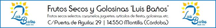 FRUTOS SECOS Y GOLOSINAS LUIS BAÑOS