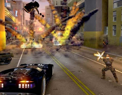 Crackdown goes free on Xbox Store