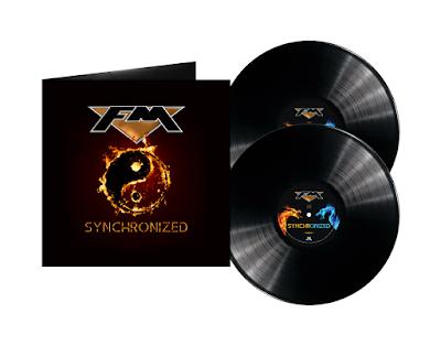 FM - SYNCHRONIZED 2-LP gatefold vinyl