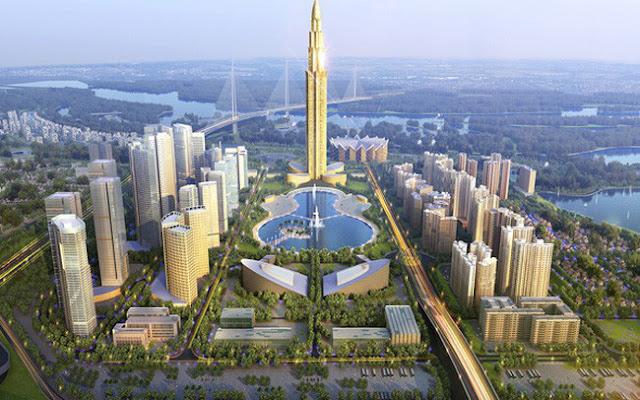 Khu vực phía Đông Hà Nội sẽ là khu vực phát triển trọng điểm về hạ tầng đô thị