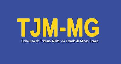 CONCURSO DO TJM-MG 2020
