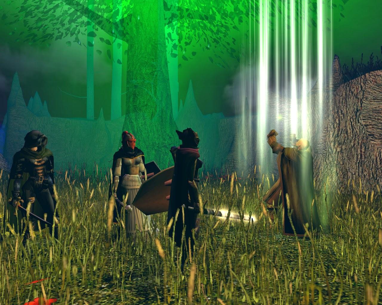 Neverwinter nights 2 druid build