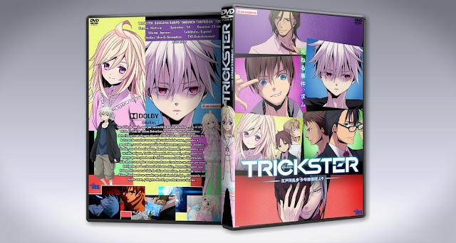 Trickster: Edogawa Ranpo Shounen Tanteidan yori   Cover DVD  