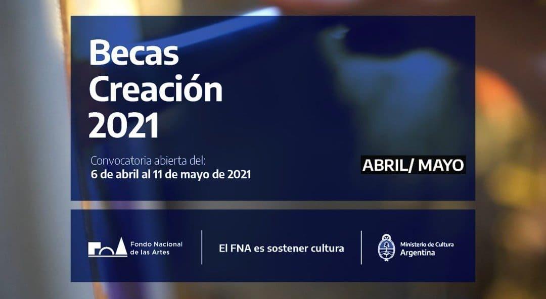 becas creacion 2021