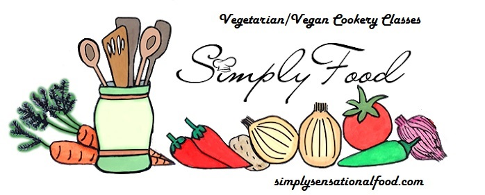 Book your Vegetarian/Vegan Cookey Class here