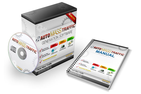 Cb Hot Products Auto Mass Traffic Generation Software