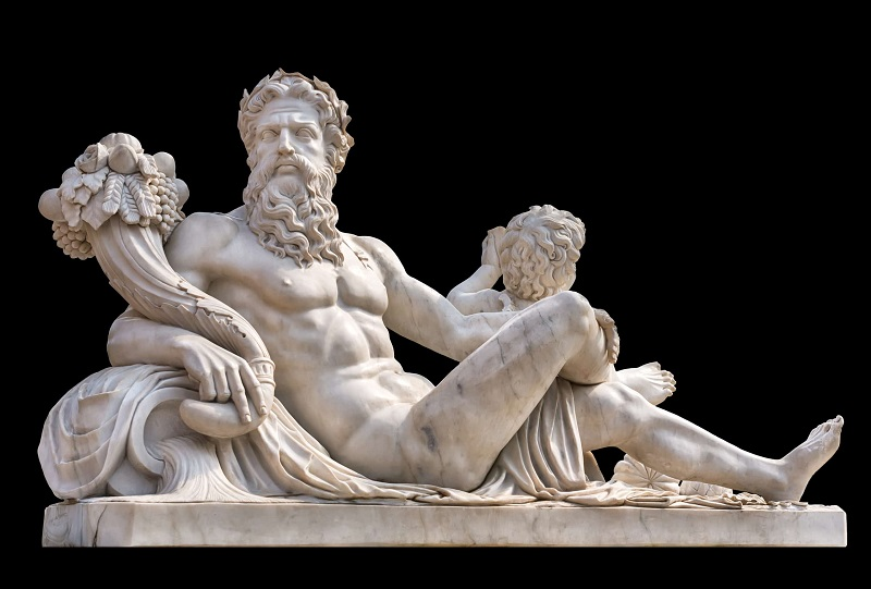 Pluto - Deus Grego da Riqueza