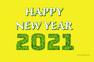 Happy new year 2021 greetings wishes high quality image