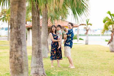 沖縄 ハーフバースデー