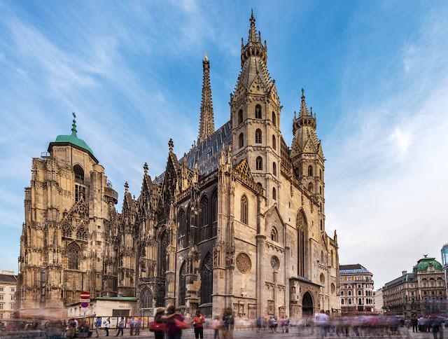PLACES TO VISIT IN AUSTRIA