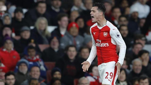 Penilaian Xhaka soal Musim Perdananya di Arsenal