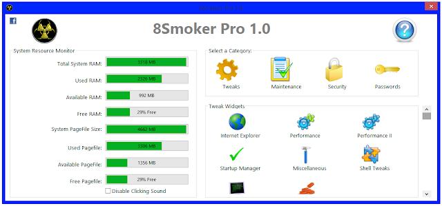 Screenshot 8Smoker Pro 1.0 Full Version