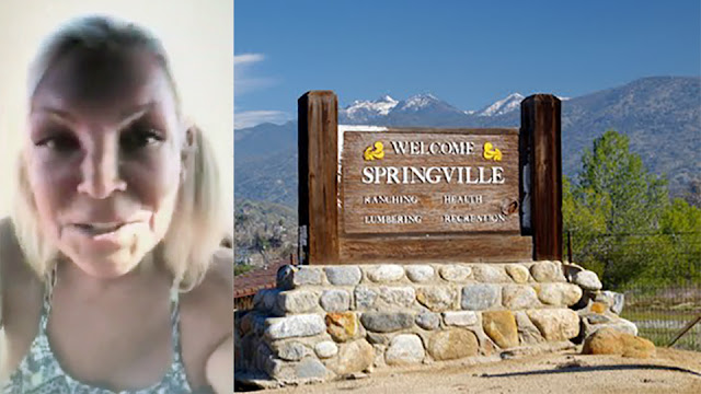 Shelley Lubben Now Resides in Springville, Calif. 'Tweaker House'
