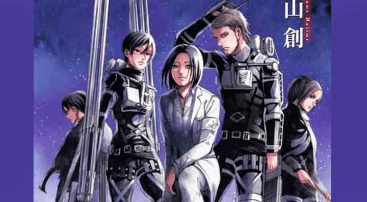 Attack on Titan es una serie de acción oscura post-apocalíptica japonesa. La serie está escrita por Hajime Isayama.