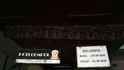 Roti Gempol Bandung Sejak 1958