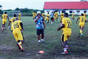 Hadapi Liga 2 Di Palangkaraya, Persewar Waropen Boyong 27 Pemain