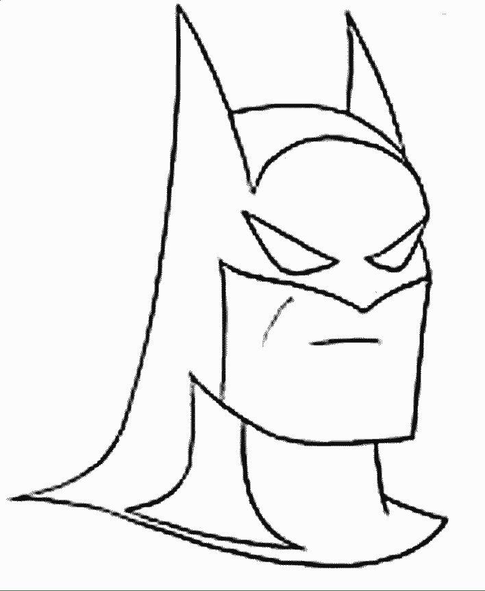 Coloring Pages: Batman Coloring Pages