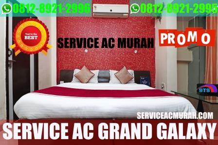 service ac grand galaxy, service ac galaxy bekasi, harga service ac di galaxy bekasi