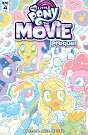 MLP My Little Pony: The Movie Prequel #4 Comic Cover Retailer Incentive Variant