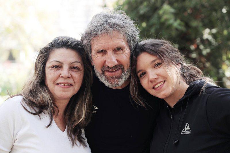 Griselda y sus 41 años de eterno pololeo con Morón