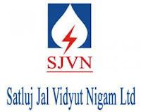 SJVN 2021 Jobs Recruitment Notification of Field Engineer posts