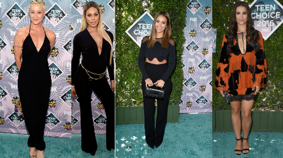 Looks do Teen Choice Awards 2016