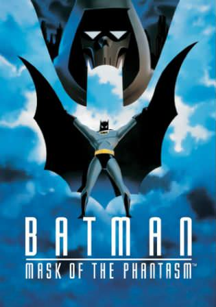Batman Mask Of The Phantasm 1993 BRRip 250MB Hindi Dual Audio 480p Watch Online Full Movie Download bolly4u