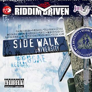 Le Riddim dancehall : Sidewalk University Riddim (2006)