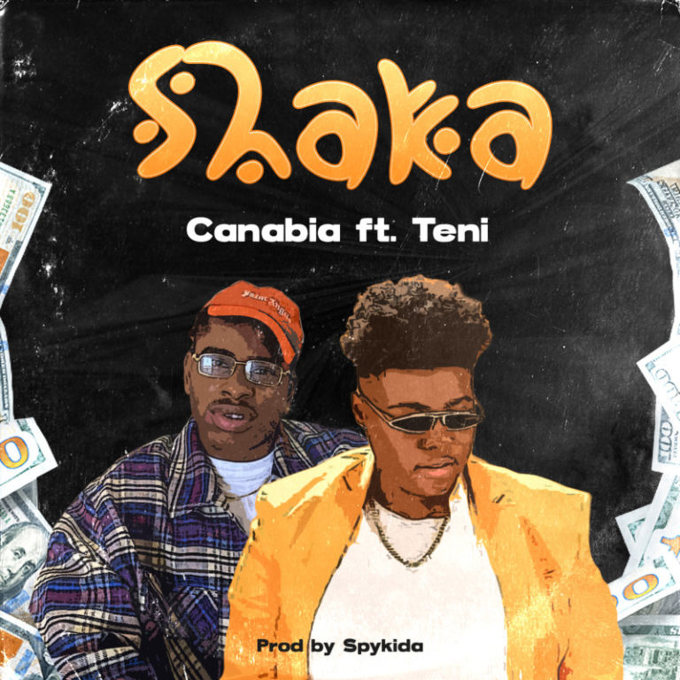 "Canabia – ""Shaka"" ft. Teni #Arewapublisize"