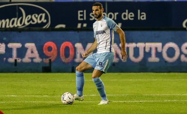 Lombán - Málaga - confirma haber tenido ofertas de Oviedo y Sporting